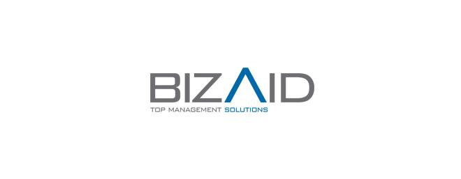 עיצוב לוגו לביזאייד חברת הייטק