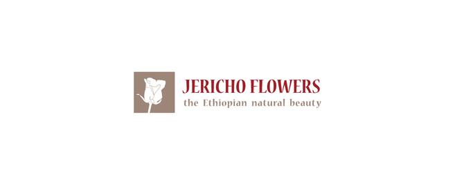 עיצוב לוגו למפעל לפרחים