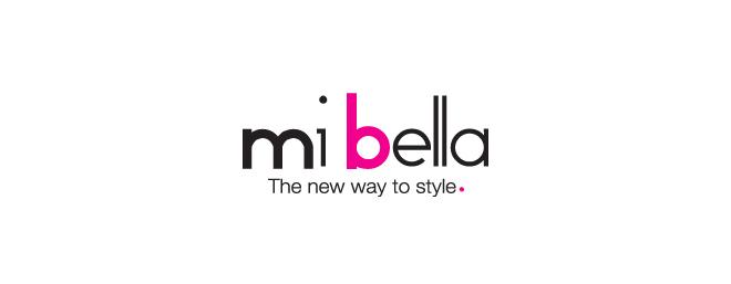 עיצוב לוגו לעסק למי בלה  מותג אופנה