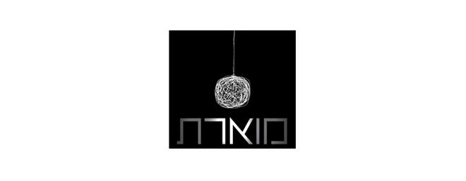 עיצוב לוגו לתכנון תאורה ועיצוב פנים