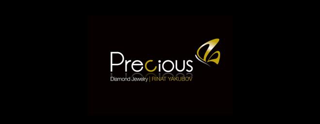 עיצוב לוגו למעצבת תכשיטים