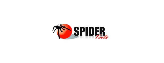 עיצוב לוגו לחברת ספיידר