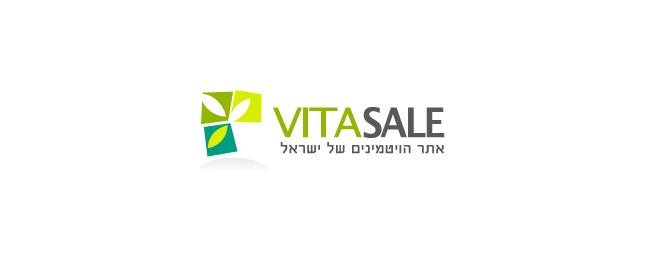 עיצוב לוגו לויטהסייל חברה לויטמינים