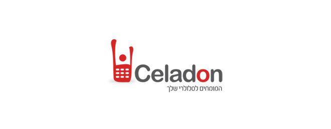 עיצוב לוגו לסלדון חברה למכשירים סלולריים