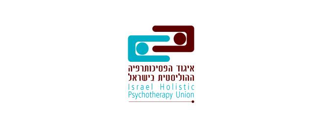 עיצוב לוגו עבור איגוד הפסיכותרפיה ההוליסטית בישראל