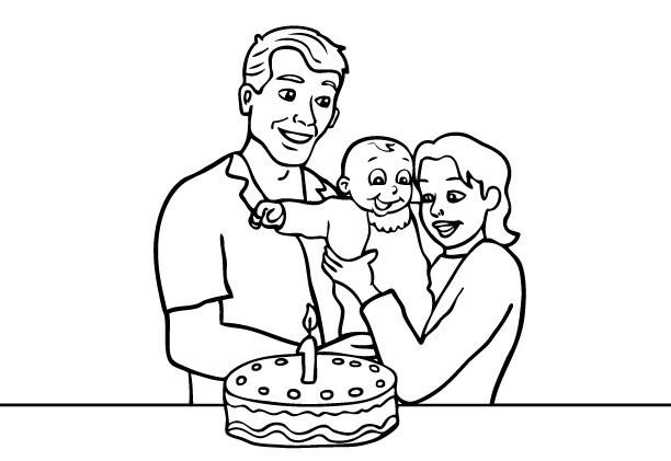 חוגגים יום הולדת שנה