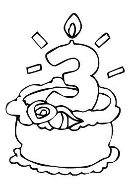 עוגת יום הולדת 3