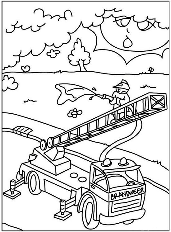 מכבי אש מכבים שריפה
