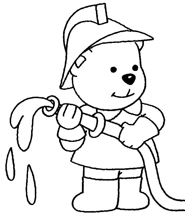 דובי מכבה אש