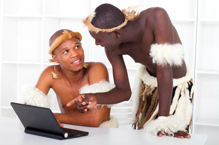 סיוע ממוחשב לאפריקה